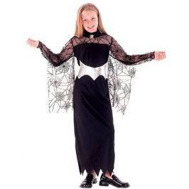Šaty na karneval - Královna pavouků vel. M