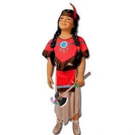 Šaty na karneval - Indiánka vel. S