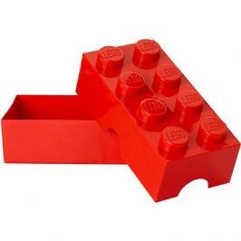 LEGO Mini box 46 x 92 x 43 mm - červený
