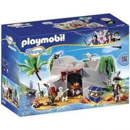 Playmobil 4797 Pirátská jeskyně