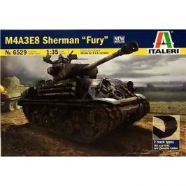 Italeri Model Kit 6529 tank – M4A3E8 Sherman
