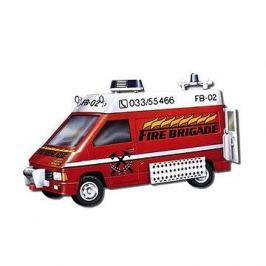 Monti system 45 - Fire Brigade-Renault Trafic 1:35