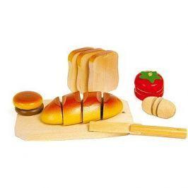 Dřevěné potraviny - Krájení