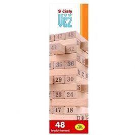 Věž s čísly
