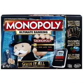 Monopoly Ultimate Banking CZ