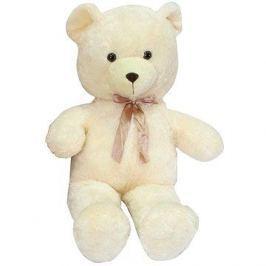 Medvěd s mašlí - béžový