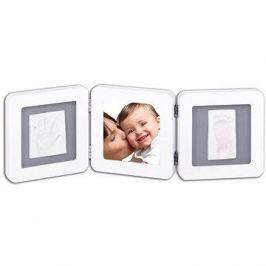 Baby art Fotorámeček Double - bílý/šedý