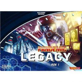 Pandemic Legacy - Rok 1 (Modrá krabice)