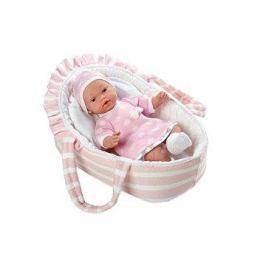 Teddies Panenka/miminko růžové měkké tělo