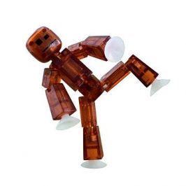 Epline Stikbot figurka – hnědá