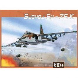 Směr Model Kit 0857 letadlo – Suchoj Su-25 K