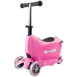 Micro Mini 2go Deluxe růžová