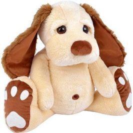 Pes Pupík béžový 75cm