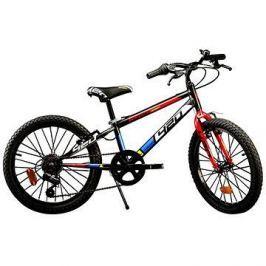 Dino Bikes 20 black