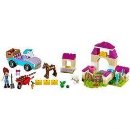 LEGO Juniors 10746 Mia a kufřík na farmu