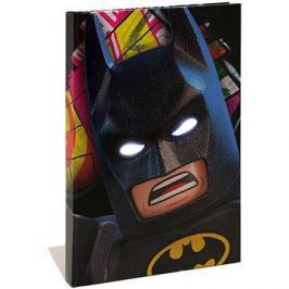 LEGO Batman Movie Zápisník Batman LED