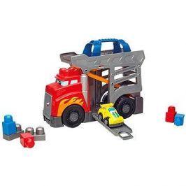 Mega Bloks Auto s výsuvnou dráhou