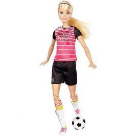 Barbie sportovkyně – fotbal