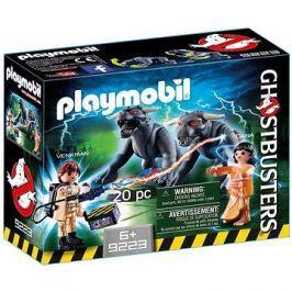 Playmobil 9223 Ghostbusters Venkman a psi