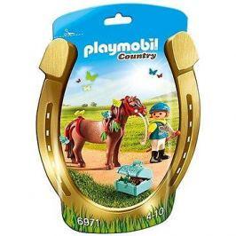 Playmobil 6971 Zdobení poníků