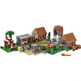 LEGO Minecraft 21128 Vesnice