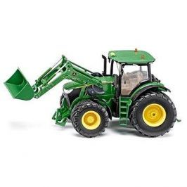 Siku Control – Traktor John Deere s předním nakladačem