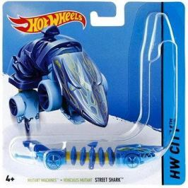 Hot Wheels Auto mutant Street Shark
