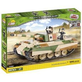 Cobi 2466 II WW PzKpfw V Panther Ausf. G