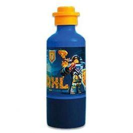 LEGO Nexo Knights Láhev na pití - modrá