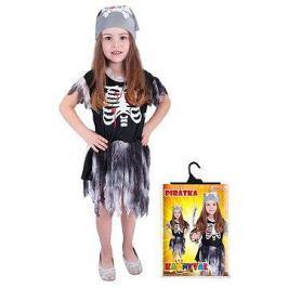 Rappa Pirátka skeletonka, vel. S