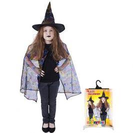 Rappa Čarodějnice - plášť + klobouk
