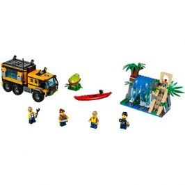 LEGO City Jungle Explorers 60160 Mobilní laboratoř do džungle