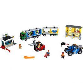 LEGO City Town 60169 Nákladní terminál