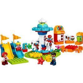 LEGO DUPLO Town 10841 Zábavná rodinná pouť