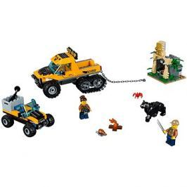 LEGO City Jungle Explorers 60159 Obrněný transportér do džungle