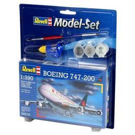 Revell Model Set 64210 letadlo – Boeing 747-200