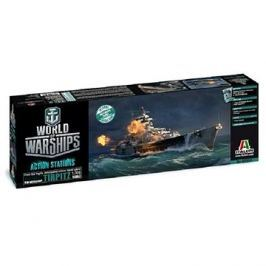 Italeri World of Warships 46504 – Tirpitz