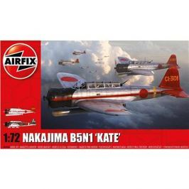 Airfix Model Kit A04060 letadlo – Nakajima B5N1