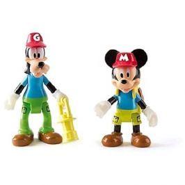 Mikro Trading Mickey Mouse a Goofy badatelé s doplňky
