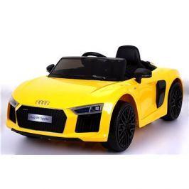 Audi R8 Spyder – žluté