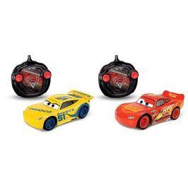 Dickie RC Cars 3 Blesk McQueen a Cruz Ramirezová sada
