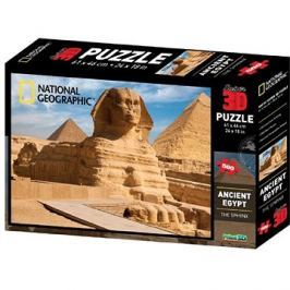 National Geographic 3D Puzzle Sfinga 500 dílků