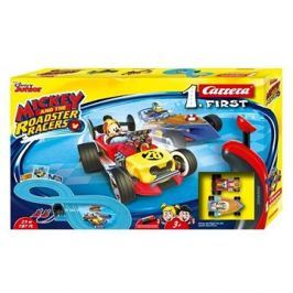 Carrera FIRST - 63012 Mickey Racers