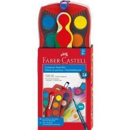 Faber-Castell Vodové Barvy Connector, 24 Barev