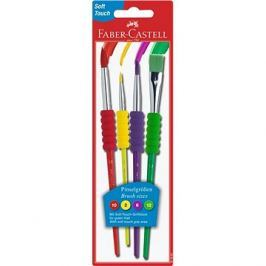 Faber-Castell Soft Touch, 4 ks