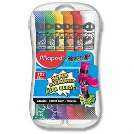 Maped Color Peps Temperové barvy, 12 barev