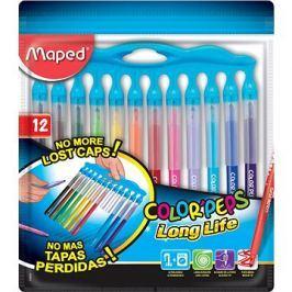 Maped Color Peps Long Life, 12 barev