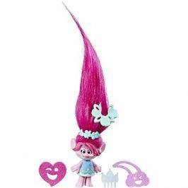 Trollové Malá postavička Poppy s extra dlouhými vlasy