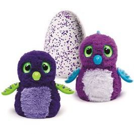 Hatchimals Draggles fialové