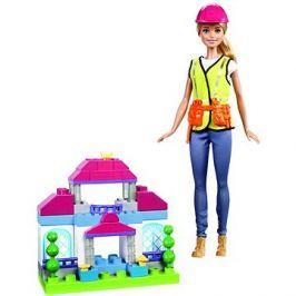 Barbie Stavitelka hrací set
